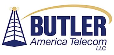 Butler America Telecom LLC Retina Logo